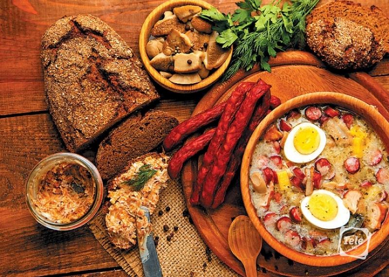 К столу, панове! 8 рецептов польской кухни