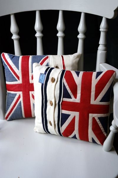 Английские подушки
