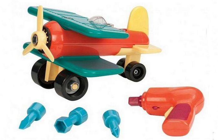 Механические игрушки от Battat Take-a-Part.