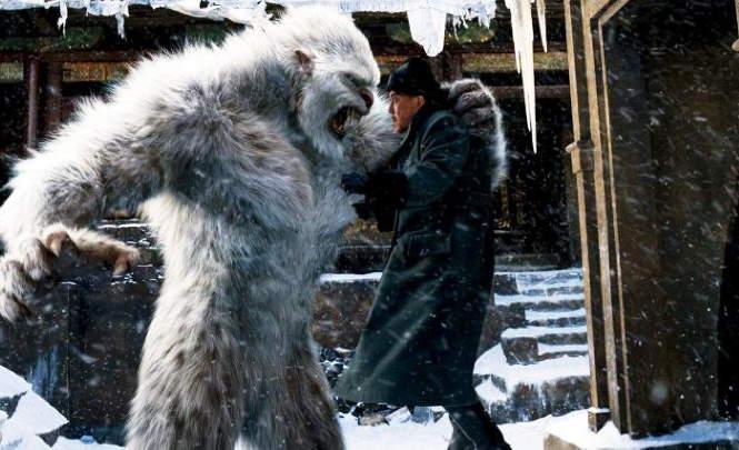 Контакты жителей Кавказа со снежными людьми