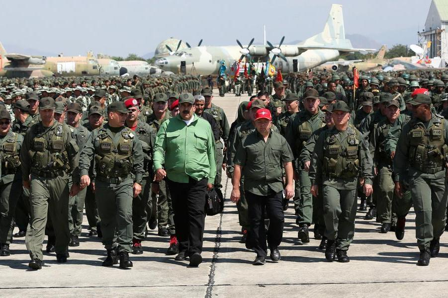 Венесуэла: США раскрыли тайные переговоры с политиками и генералами