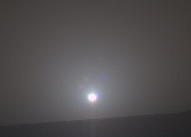 Марсианский рассвет преврати…