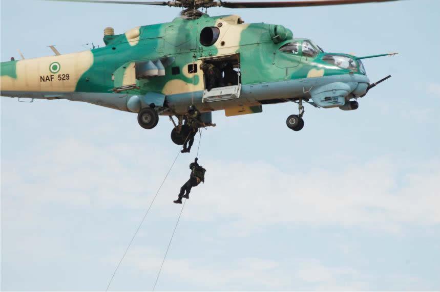 Планы Нигерии по закупке боевой техники в 2017 году