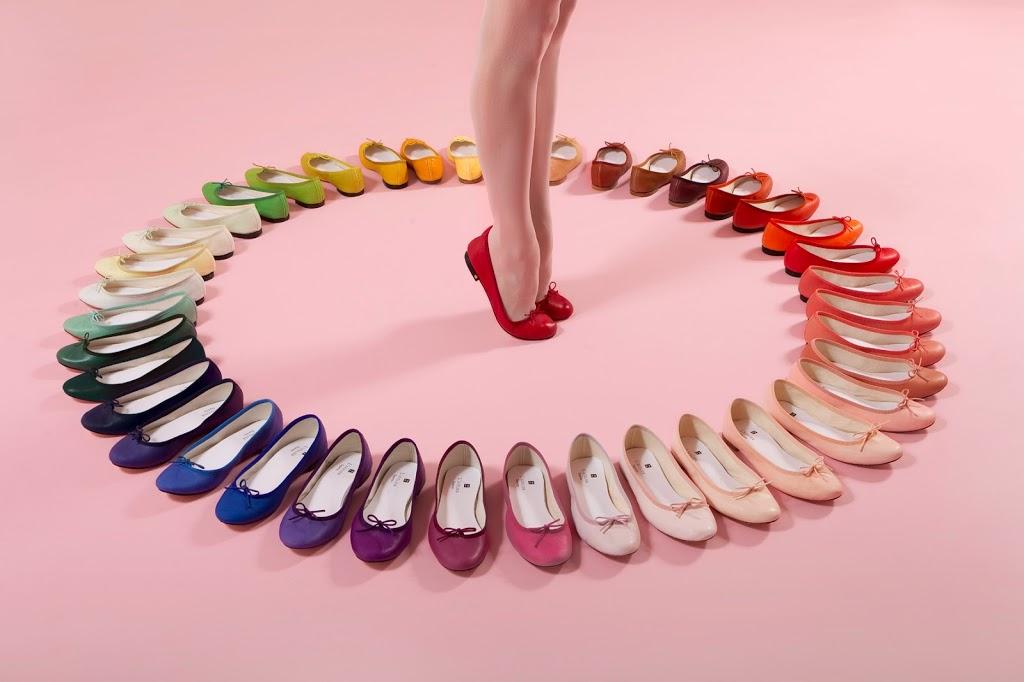 Repetto — обувь, навеянная балетом