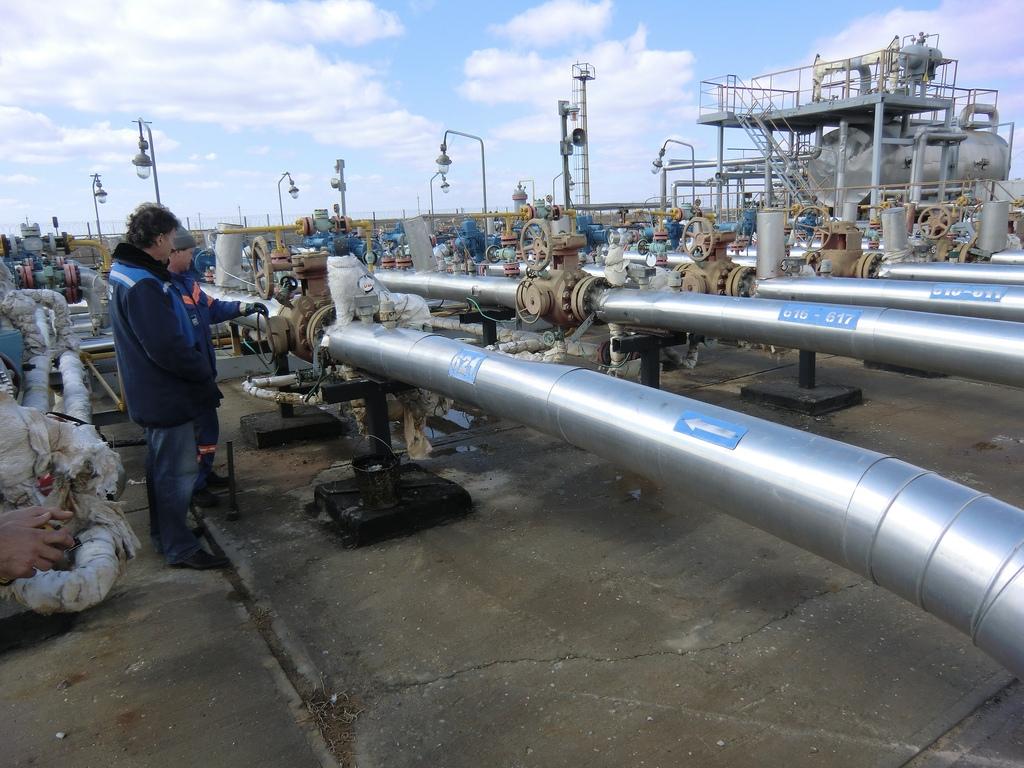 «Нафтогаз» доигрался: «Газпром» продолжает давить на Украину