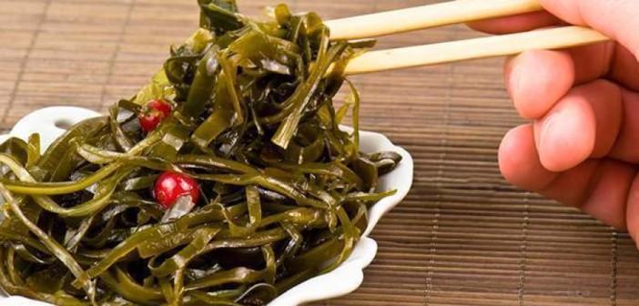 Употребление бурых водорослей помогает омолодить кожу и сбросить вес