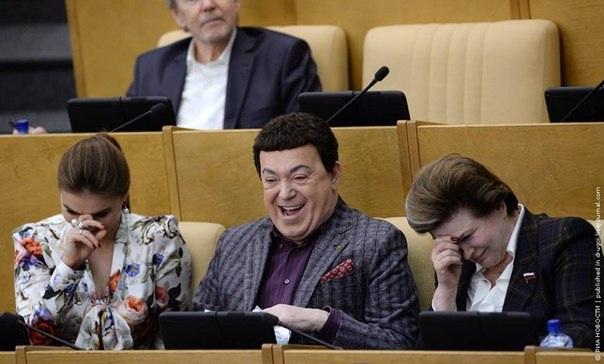 Александр Майсурян. Блеск и нищета господ депутатов. Политические анекдоты