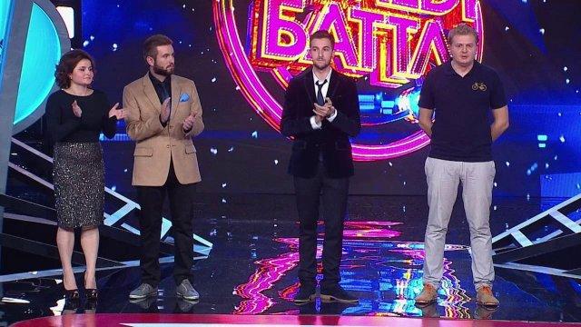 Comedy Баттл. Суперсезон - Оглашение результатов (финал) 26.12.2014