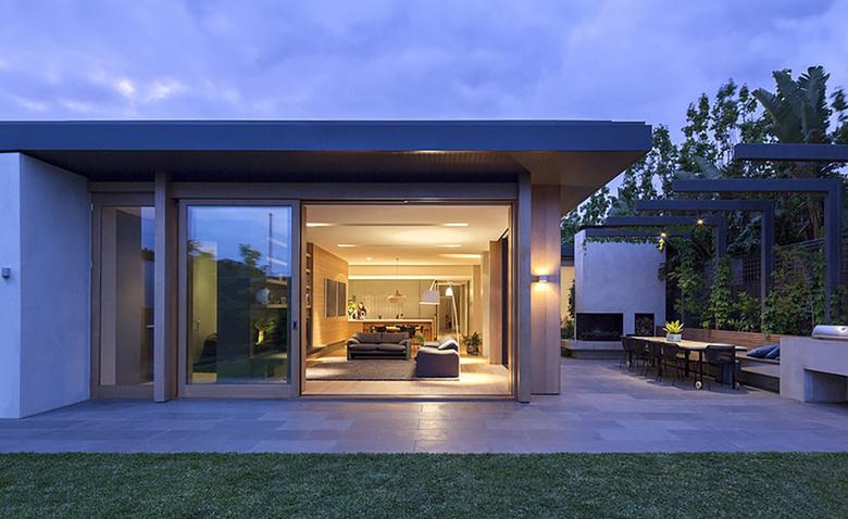 Современное бунгало - новый тип австралийского дома