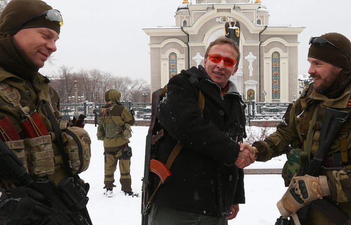Иван Охлобыстин: Падёт Донбасс — падёт вера в Россию