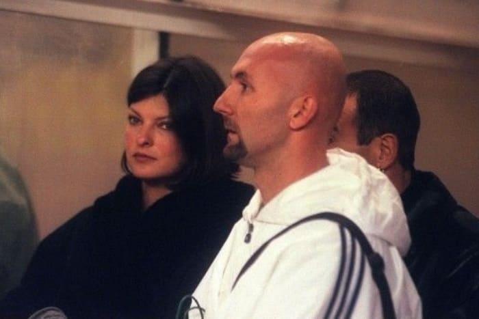 Фабьен Бартез и Линда Евангелиста | Фото: tsn.ua