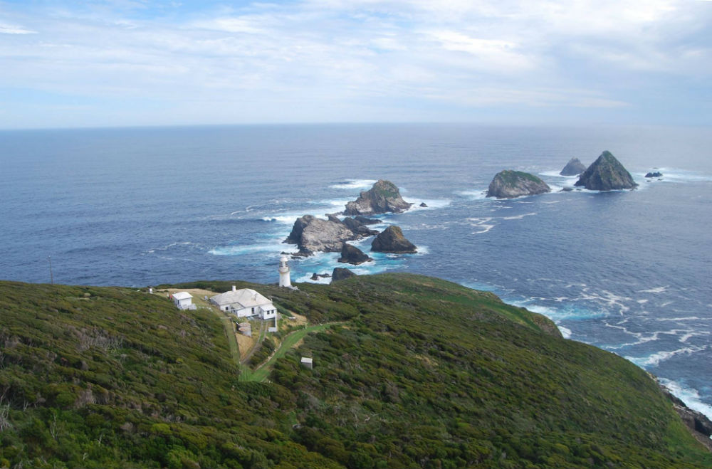 Национальный парк Тасмании предлагает любой паре дом и работу — смотреть за островом