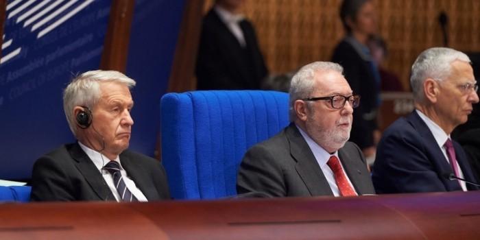 Глава ПАСЕ рассчитывает на помощь России в защите ценностей Совета Европы