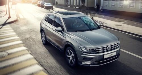 В РФ продажи автомобилей Volkswagen в апреле выросли на 21%