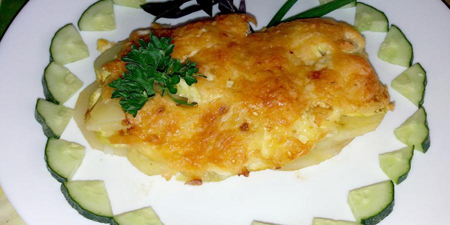 Запеканка из кабачков: рецепты для духовки и мультиварки