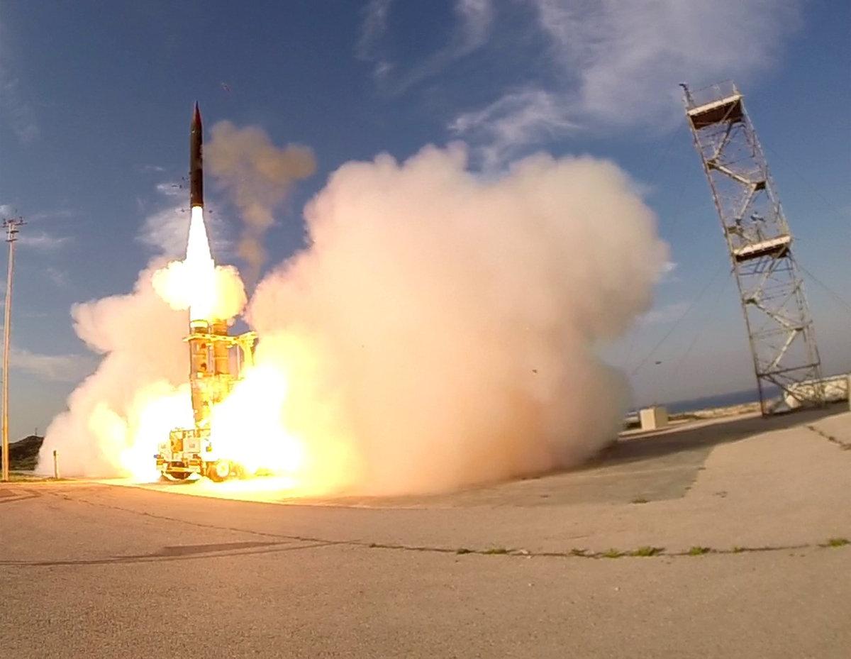В Израиле начаты работы над системой противоракетной обороны «Хец-4»