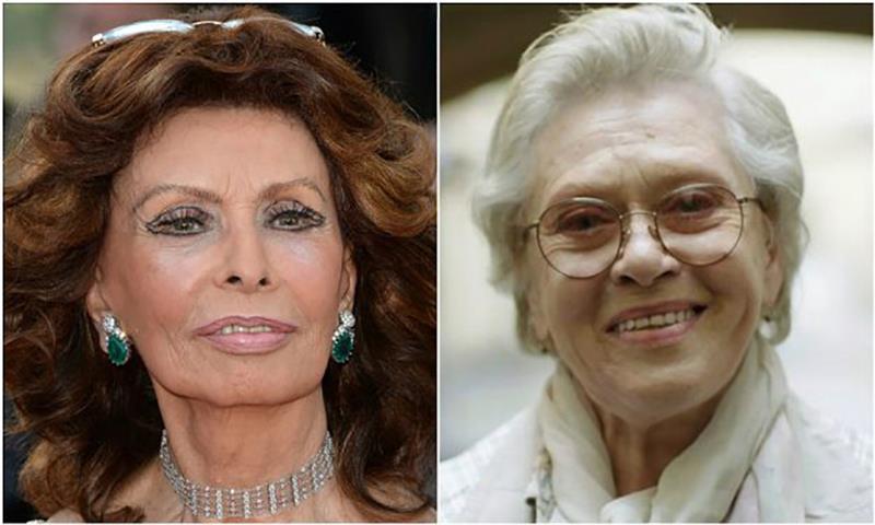 Пластика или естественность: поклонники сравнили 82-летнюю Алису Фрейндлих с Софи Лорен