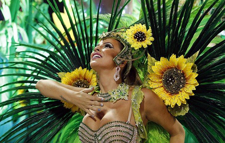 Ах, это Рио. Лучшие фото с карнавала. Секс, страсть и самба в одном репортаже