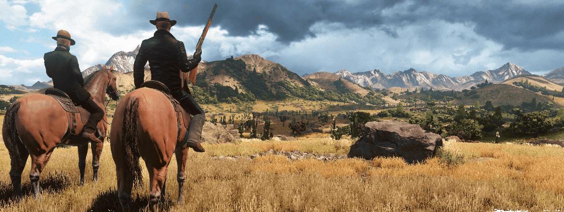 Появился новый геймплей Wild West Online