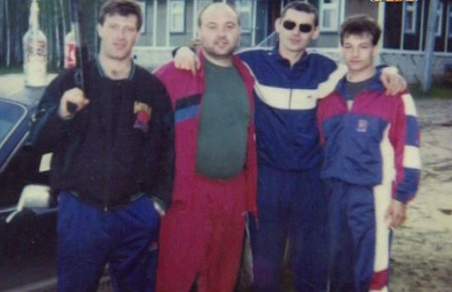 бандиты 90-х годов фото правоохранительных