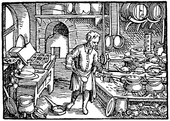 Высокая кухня Средневековья: как это было