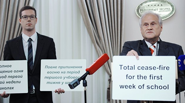 «Зверь у ворот». План Сайдика по Донбассу не выгоден Киеву