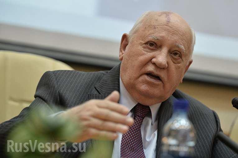 Горбачев: Новый Союз в границах СССР возможен