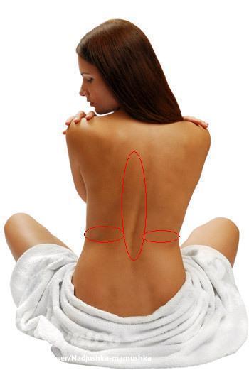 Учимся делать самомассаж спины и поясницы