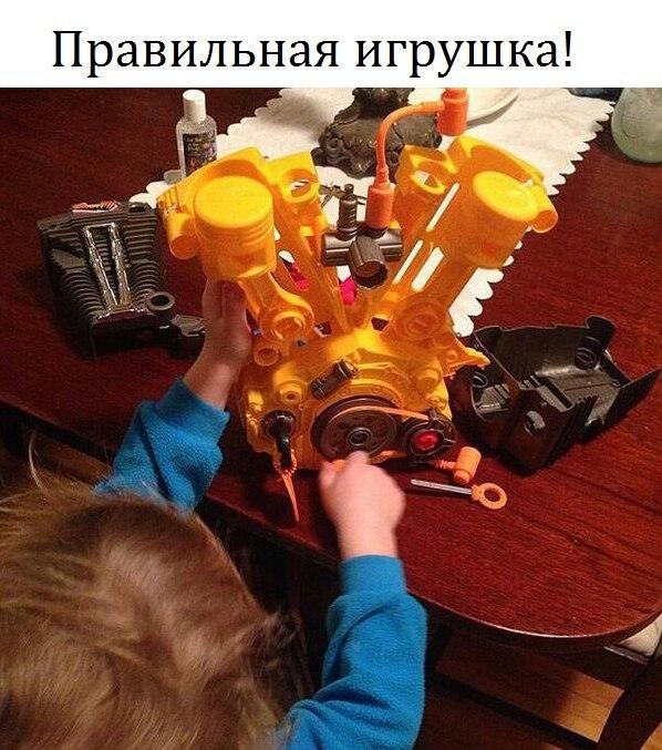 Правильная игрушка