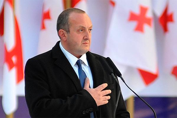 Президент Грузии заявил о важности русского языка в стране