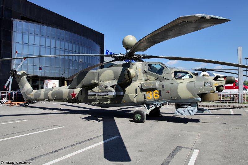 Международная выставка вертолетной индустрии HeliRussia 2014