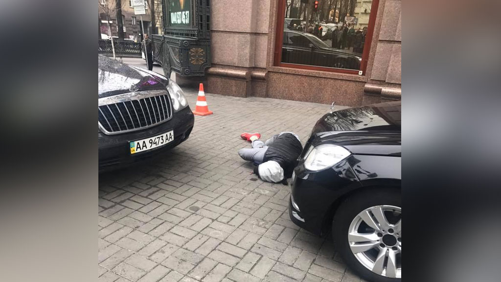 Киллер, убивший экс-депутата ГД РФ Вороненкова, был задержан и госпитализирован
