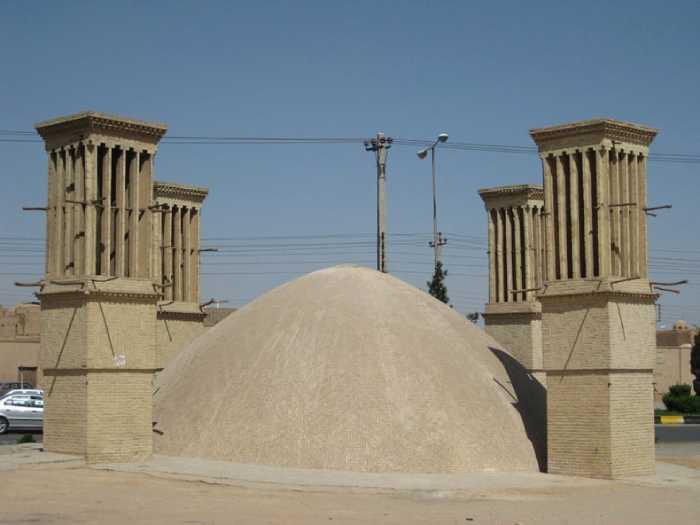 Как выглядели доисторические холодильники Ирана