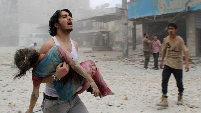 К чему приведет падение Алеппо?