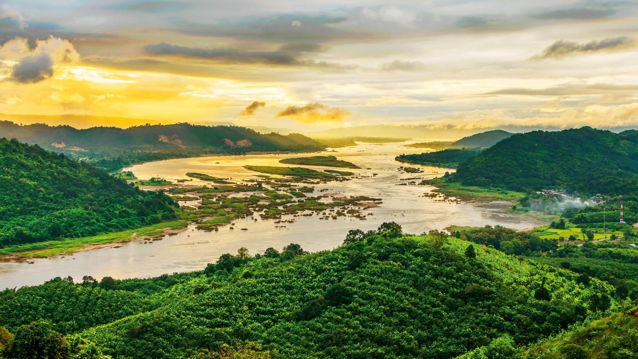 Кинг-Меконг: круиз по реке через Вьетнам и Камбоджу