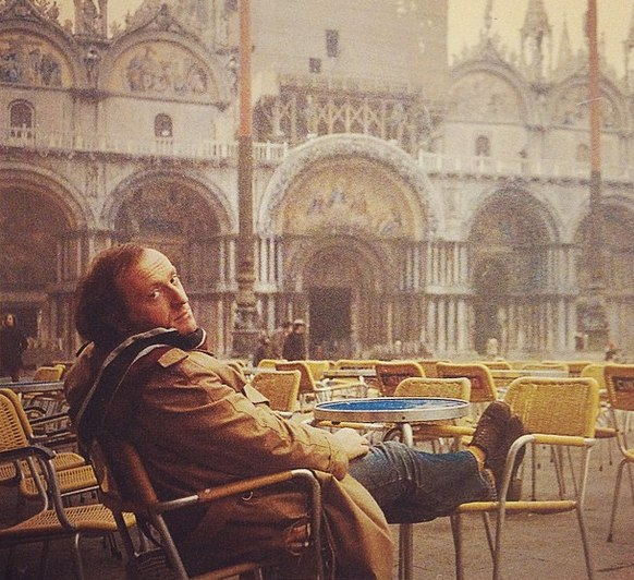 И Венецию полюбишь Без ума и всей душой... Петр Вяземский