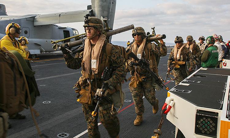 США подбираются к России через Очаков