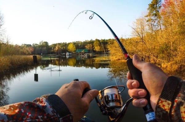 Женский взгляд на рыбалку