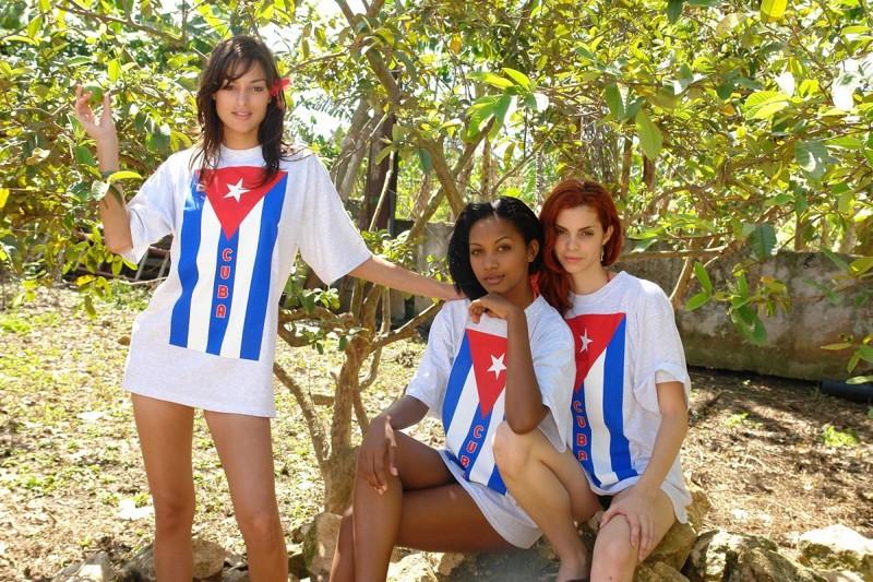 Женщины Кубы (19 фото)