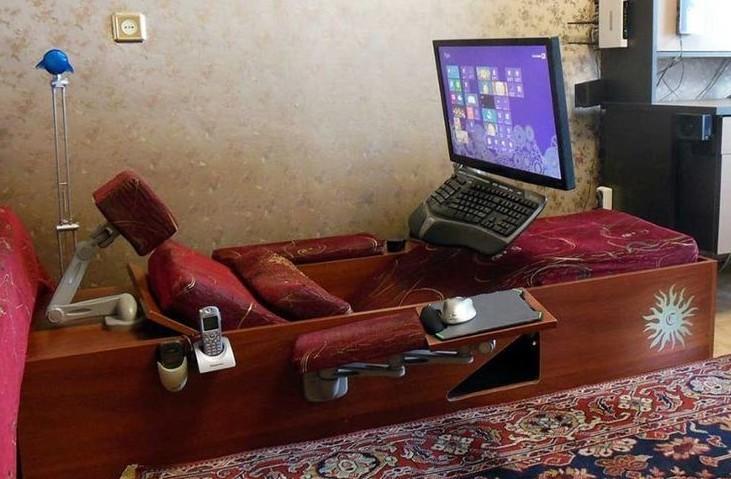 Стол для компьютера как сделать