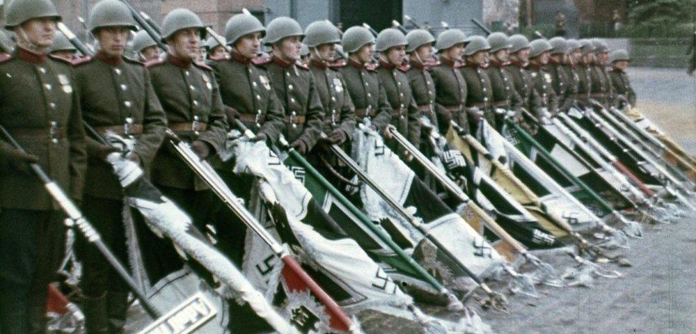 Кого мы победили в 1945 году