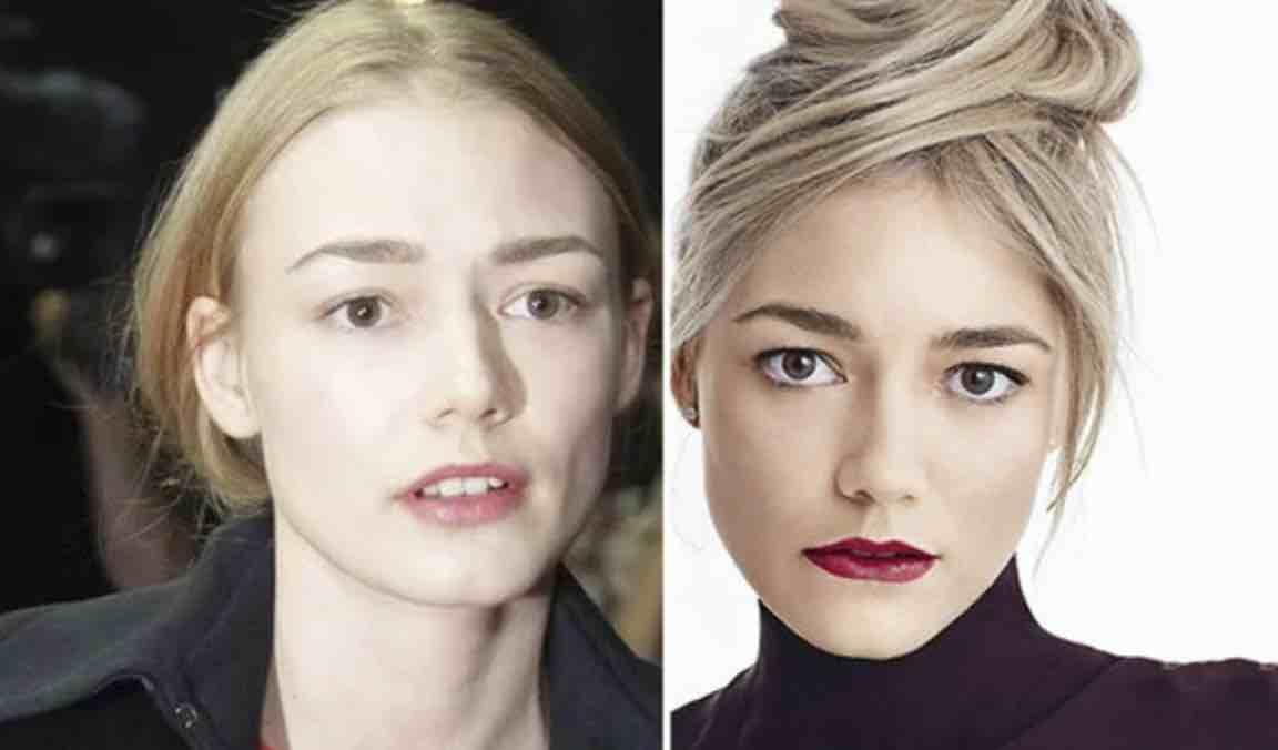 Самый лучший макияж – это фотошоп? 7 отечественных актрис-красавиц в оригинале и – после ретуши