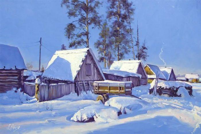 художник Александр Воля картины - 25