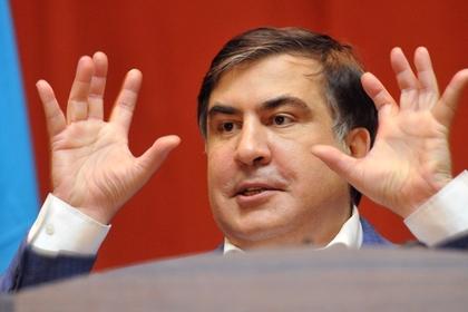 """Медведев назвал """"фантастической трагикомедией"""" ситуацию с Саакашвили"""
