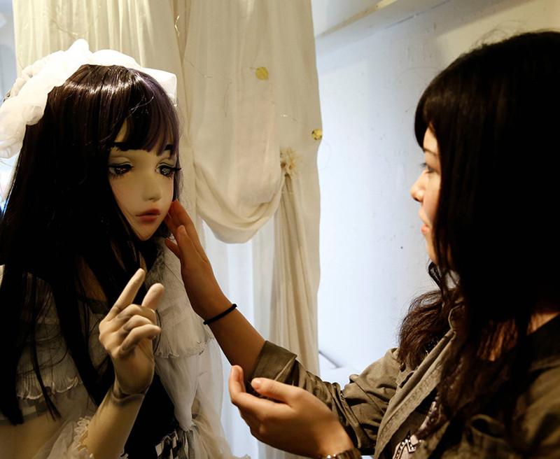 Лулу Хашимото, страшная реальная кукла Японии в мире, внешность, кукла, люди, удивительно, япония