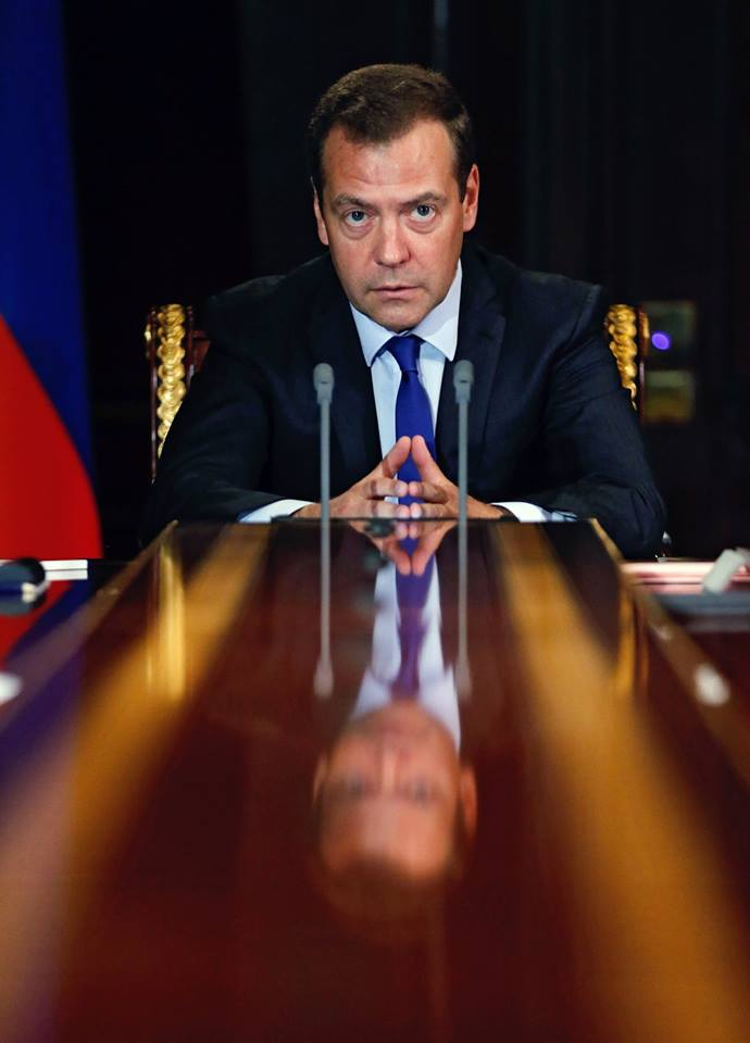 Дмитрий Медведев: Руководители международного паралимпийского движения устранили сильнейших соперников