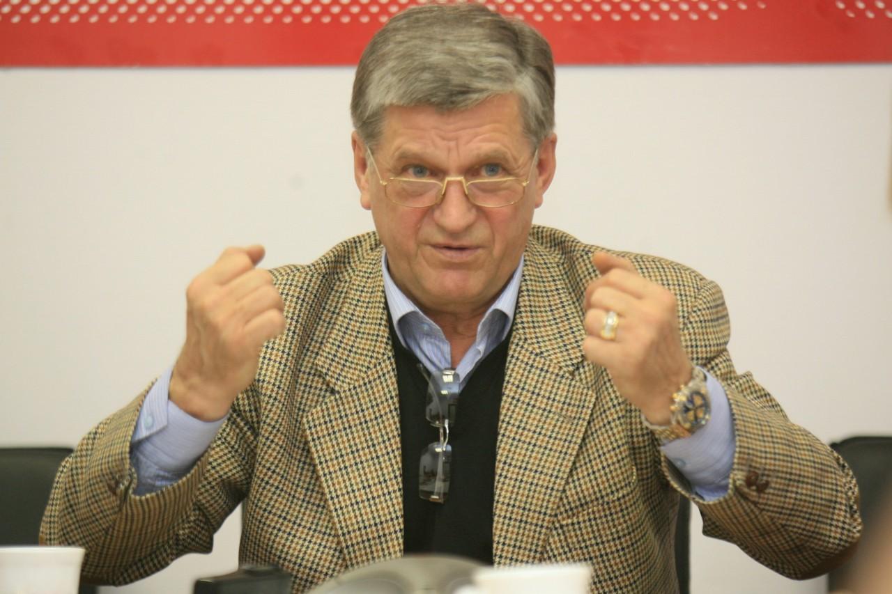 Александр Тихонов: Визит полиции к биатлонистам – это расплата за наши старые грехи