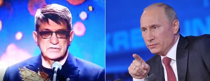 Президент и режиссёр: разница мышления