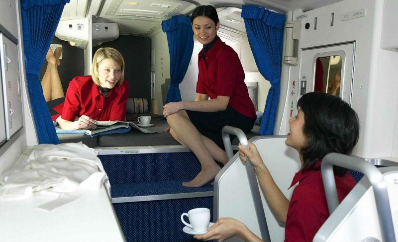 Тайная комната в пассажирских Боингах