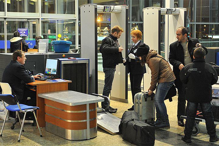 Минтранс: Меры безопасности в аэропортах усиливать не будут